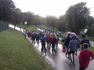 münchenmarathon zum start